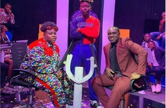 WATCH: Teni recreates WWTBAM hot seat with Broda Shaggi in 'Billionaire' visuals