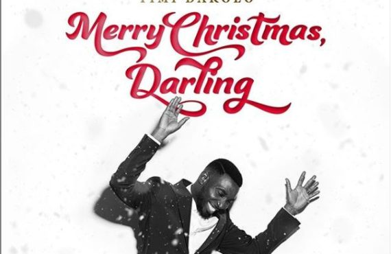 DOWNLOAD: Timi Dakolo drops 11-track album 'Merry Christmas Darling'