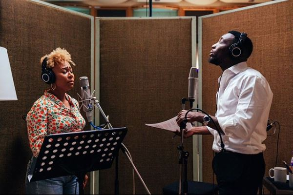 DOWNLOAD: Timi Dakolo, Emeli Sande team up for 'Merry Christmas Darling'