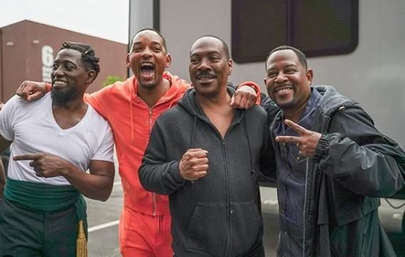 How Will Smith inspired 'Bad Boys 3', 'Coming to America 2' stars' viral photo