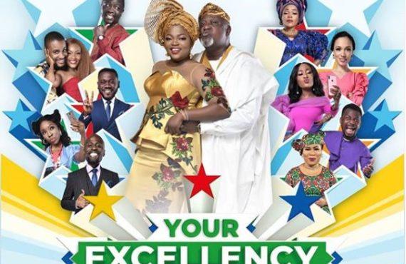WATCH: Funke Akindele, Seyi Law, Falz star in 'Your Excellency' trailer