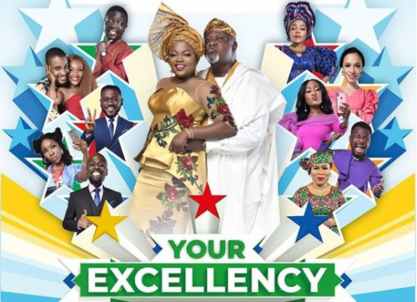 WATCH: Funke Akindele, Seyi Law, Falz star in 'Your Excellency' trailer