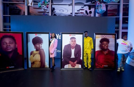 YouTube celebrates Afrobeats with Kizz Daniel, Reekado Banks, Simi, Teni