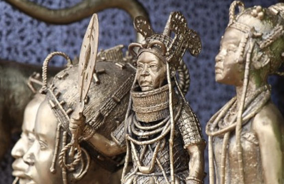 FG inaugurates campaign for return of its looted artifacts