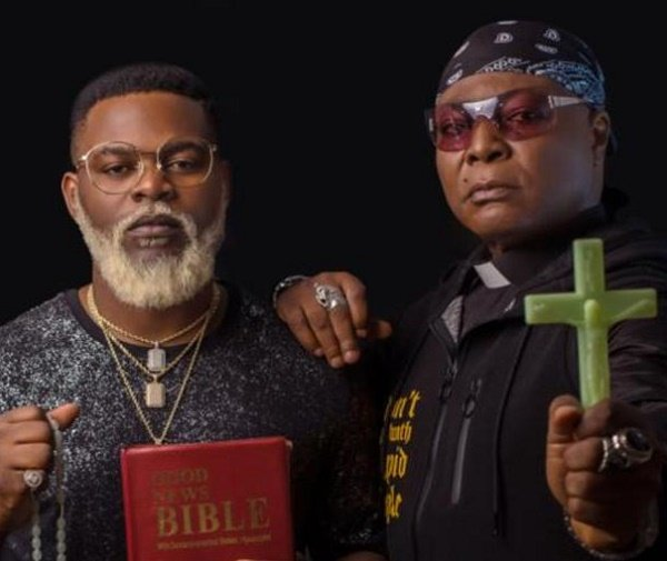 Charly Boy, Falz to tackle 'Fake pastors' in new collaboration