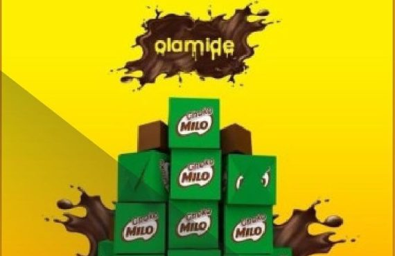 DOWNLOAD: Olamide drops 'Choco Milo'