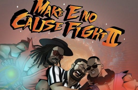 DOWNLOAD: Falz joins BOJ, Ajebutter 22 for 'Make E No Cause Fight II' EP