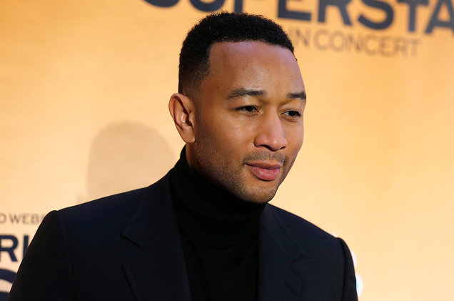 John Legend named People's 'Sexiest Man Alive 2019'