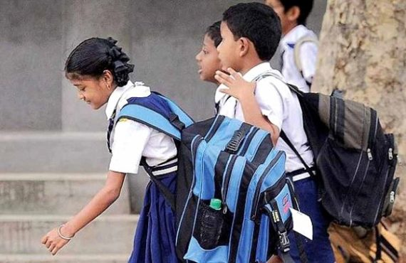 Effects of heavy school bags on your children's spine