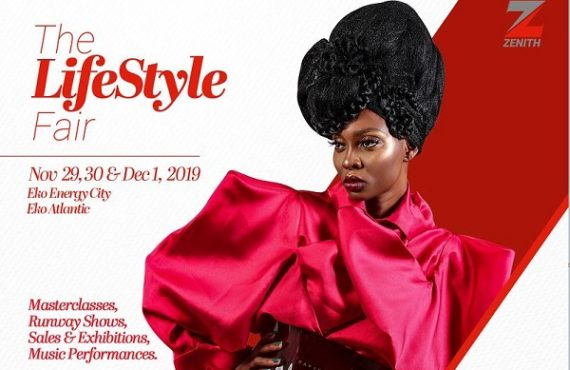 Top designers, models to storm Lagos for Zenith Bank's lifestyle…