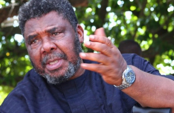 Pete Edochie: Nigerian men who kneel to propose are idiots