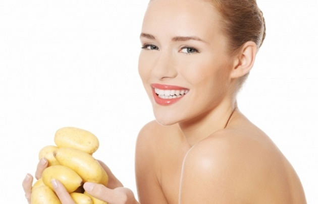 Five miracles of potato for skin care