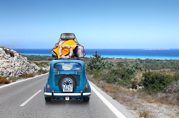 Five tips to stay healthy throughout a road trip