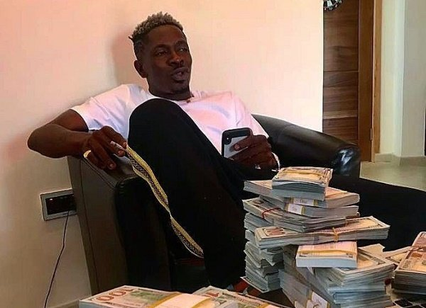 Shatta Wale opens up on his net worth
