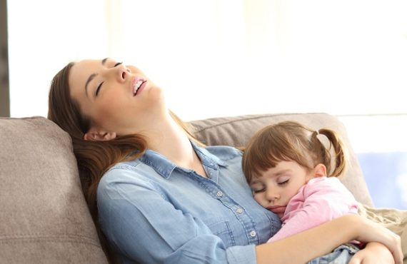 Five things every emotionally exhausted mom needs to remember