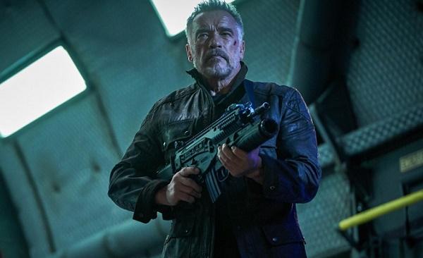 'Terminator: Dark Fate' tops box office ranking amid low turnout