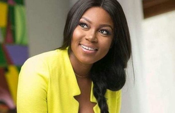 Yvonne Nelson: Even with big English, long convoys, Ghana still being colonised