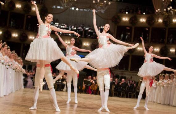 Vienna's ballet school 'encouraging children to smoke to stay slim'