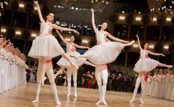 Vienna's ballet school 'encouraging children to smoke to stay slim'