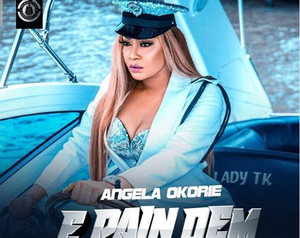 WATCH: Angela Okorie drops 'E Pain Dem' visuals -- days after near-death encounter with 'assassins'