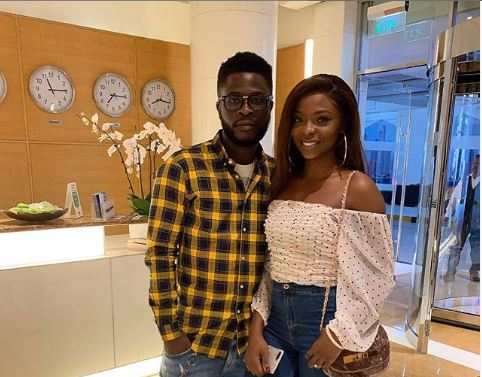 Craze Clown announces engagement to girlfriend of 8 years