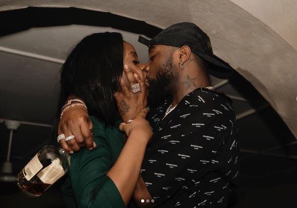 Tiwa Savage: Chioma enjoying a lot of attention because of Davido