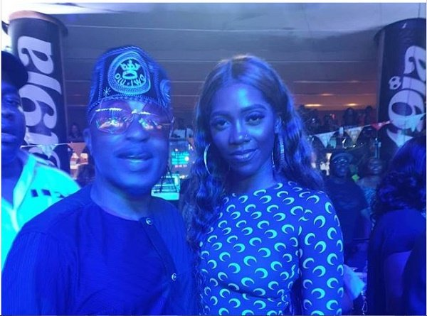 'I love her, she's the best' — Iwo monarch relishes Tiwa Savage after divorce