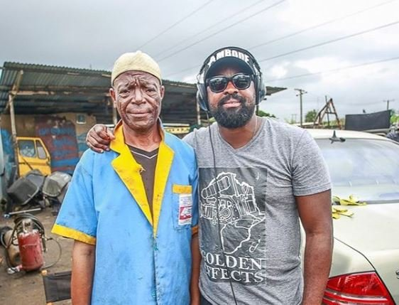 'I wish I know how to relate with death'—Kunle Afolayan mourns Alabi Yellow