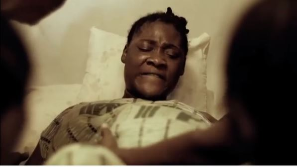 WATCH: Mercy Johnson undergoes labour in 'The Legend of Inikpi' teaser