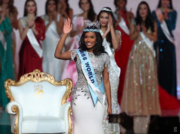Jamaica's Singh crowned Miss World 2019