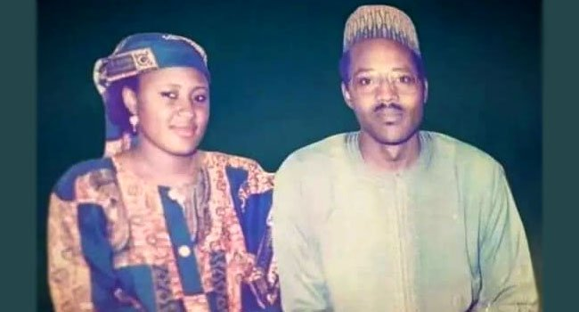 Buhari, wife celebrate their 30th wedding anniversary