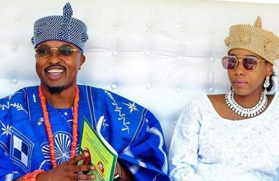 'She's now an ex-queen' — Iwo monarch divorces his Jamaican wife