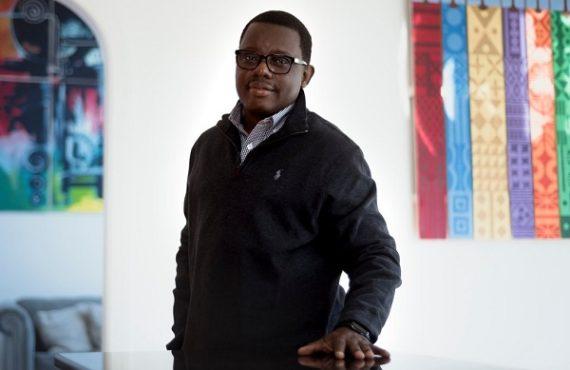 Meet Olusanya Ojikutu, museum curator, radicalizing Nigeria's visual arts industry