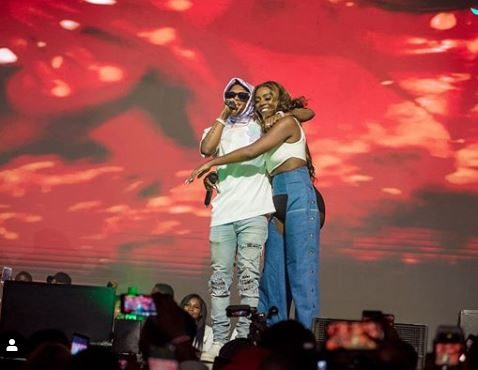 Tiwa Savage: My relationship with Wizkid is nobody's business