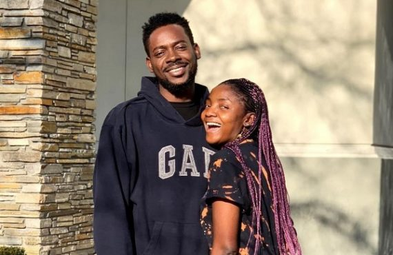 'I promise to lick your face' — Simi celebrates Adekunle…