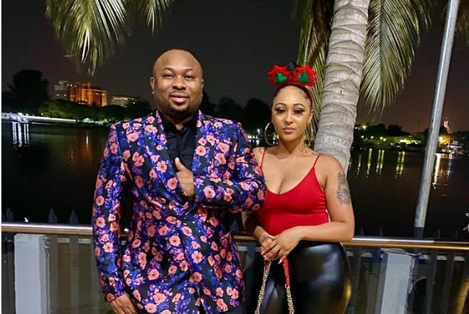 'Never let anyone dull your sparkle'— Rosy Meurer celebrates Tonko Dikeh's ex-husband on his birthday
