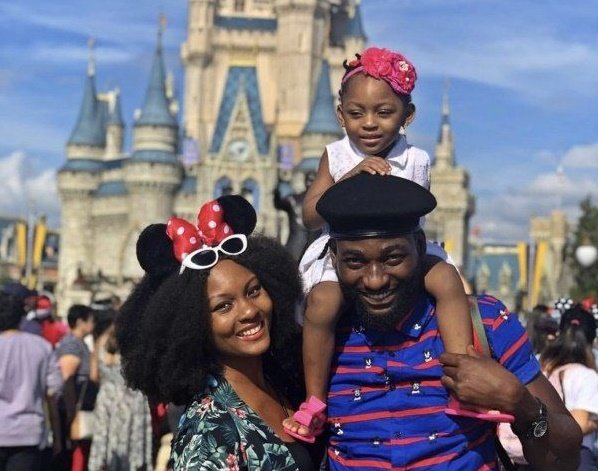 Gbenro Ajibade denies marrying Osas Ighodaro to get US passport