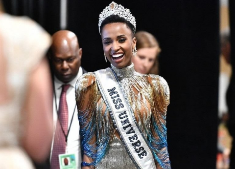 Miss South Africa emerges winner of Miss Universe 2019 pageant