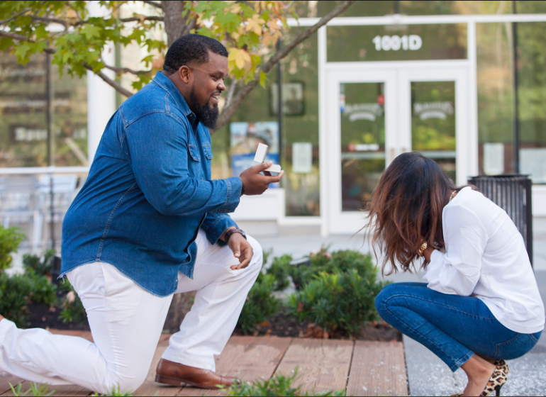 Five-step guide to proposing to her during this holiday