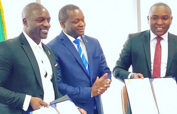Akon finalizes deal to create own city in Senegal