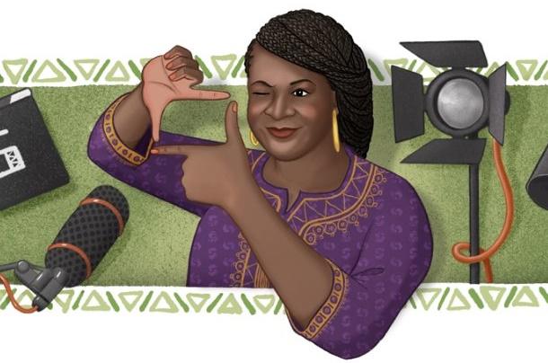 Google celebrates Amaka Igwe on her 57th posthumous birthday
