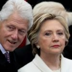 Hillary Clinton admits being criticized for not divorcing husband over Monica Lewinsky affair