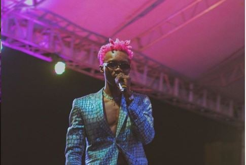 Blaqbonez: My dad that ran when I was born is talking to me about disrespect