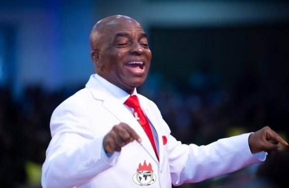 Oyedepo sacks officials who 'stole millions from church's treasury'