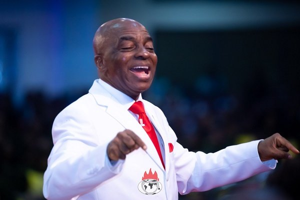 Oyedepo sacks officials over church's looted treasury