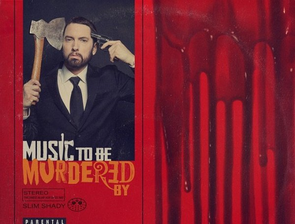 DOWNLOAD: Eminem shocks fans with 'Music to be Murdered by' album