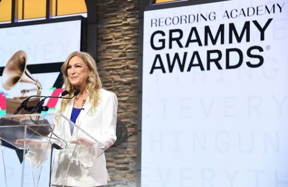 Grammys' first female CEO removed — 10 days before ceremony