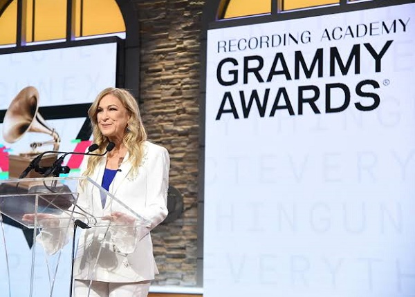 Grammys' first female CEO removed -- 10 days before ceremony