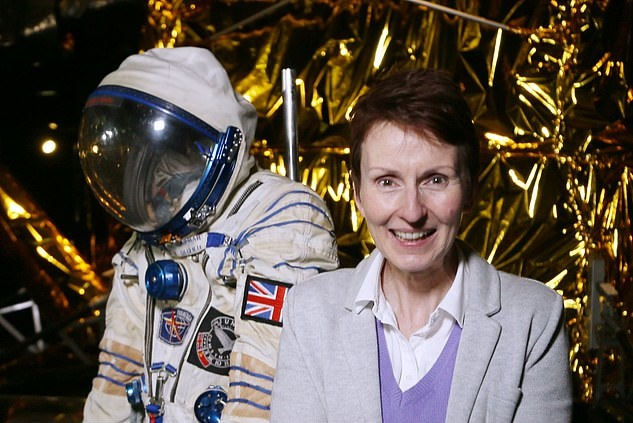 Aliens exist and could be here on earth, says Helen Sharman, first British astronaut