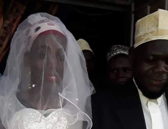 Iman suspended for wedding a fellow man